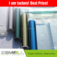 plastic building film translucent solar glass film