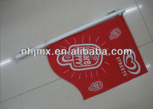Outdoor Advertising Flag Banner