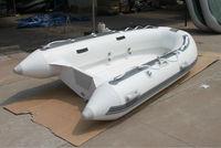 Haorun high quality (CE)fiberglass double hull RIB boat 300 RIB300
