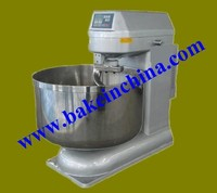 Hot sale Factory Wholesale High Quality Heavy Duty planetary noodle flour mixer with Whisk, beater, Spiral and bowl