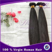 Easy to use vigin peruvian hair