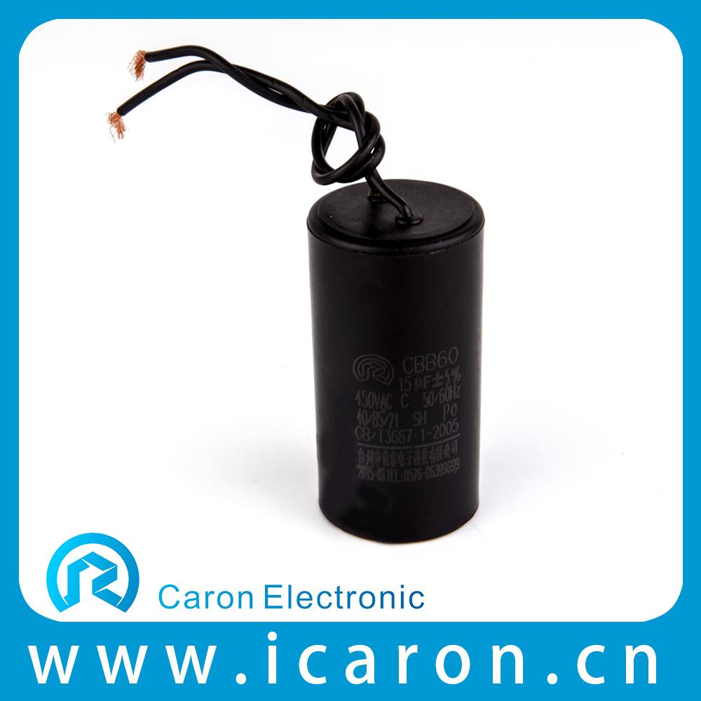 Cbb60 Capacitor For Motor En60252 Buy Cbb60 Capacitor