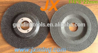 silicon carbide groove grinding wheel for polishing stainless steel