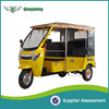 2015 Multifunctional enclosed electric tricycle
