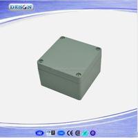 120*120*82mm IP67 Waterproof Aluminium Junction Box , Waterproof Enclosure Box Series FA60