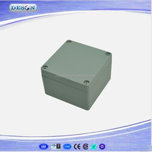 120*120*82mm IP67 Waterproof Aluminium Junction Box , Waterproof Enclosure Box Series FA60