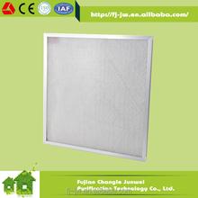 Panel Heat Resistance Filter Fiberglass Panel Pre Air Filter