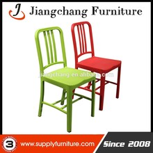 Colorful Painted navy chair Wholesale