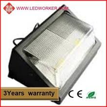 outdoor wall light brass 5 year warranty 30W led wall packlight Engineering light