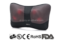 Kneading Car Seat Full Body Massage Cushion with Infrared Heat shiatsu back pillow car neck pillow massage pillow