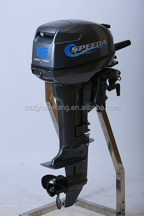 Long Shaft 15hp 2 Stroke Outboard Motor For Sale View