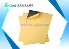 Double sided adhesive photo albums pvc sheets , rigid & foam pvc sheet