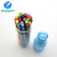 Promotional felt tip water color pen for kids