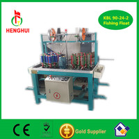 KBL 90 Series 24 Spindle/Carrier Fishing Float Braiding Machine