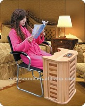 2015 New Year Gift Home Mini Portable Electronic Wooden Foot Massager for Diabetics (CE/RoSH/ISO)