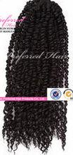 Preferred hair High quality afro hair nubian kinky twist