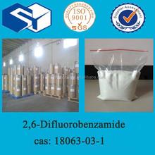 Química systhesis 2,6-Difluorobenzamide ( Cas : 18063-03-1 )