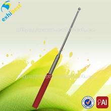 1.6m aluminium alloy hand held adjustable flagpole