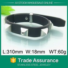 watch bracelet set stainless steel men and women wrist watch fashion stainless steel bracelets