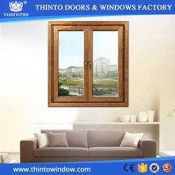China factory price double casement sash window