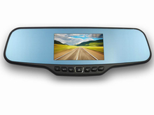 NT96650 chipset 170 degree supper wide viewing angle 360 degree car camera system with optional GPS tracking function