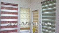 Soft Gauze Curtain/Jacquard Roller Blind Fabric