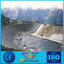 1.5 mm HDPE Geomembrane fish farm pond liner