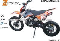 2015 new design cheap 125cc dirt bike for sale