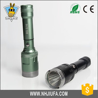 High Lumens In alibaba 200 lumen led 18650 battery flashlight