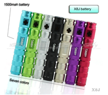 ego e cig wholesale china kamry x8j colorful vv mod design x8j popular in alibaba co uk