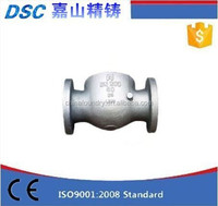 Top quality entry ball valve stainless steel castings