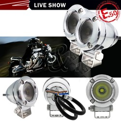 Y&T custom lighting accessory for hareley davidson part , e9 led headlight motorcycle for scooter