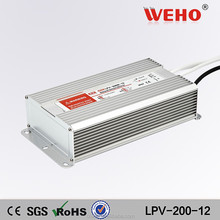CE Rohs waterproof adapter 220v power supply cctv