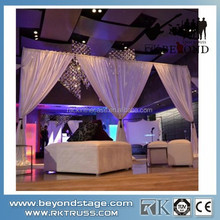 The Backdrop Pipe And Drape For Wedding Decoration