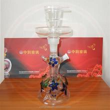 2015 China Top manufactoturer Glass e Shisha Hookah