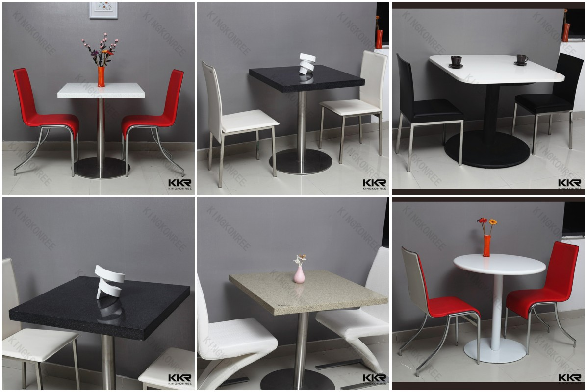 Best price dining table chair two seater table and chair set school canteen table and chair Tables for coffee shop