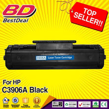 In Stock!!! Fast delivery guarantee compatible toner cartridge for hp 3906A