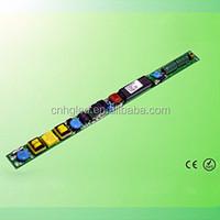 HGTF-G105A pass TUV/UL 12v dc converter to 220v ac 12w led driver led tube 900mm riyueguanghua