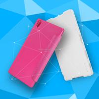 Nillkin Sparkle Flip PU leather Case for Sony Xperia Z5 Premium