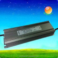 Rubycon capacitor 24v 8.33A 200W led switching power supply waterproof led driver