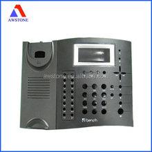 plastic electronic housing