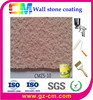 Waterborne marble stone paint interior & exterior natural stone coating