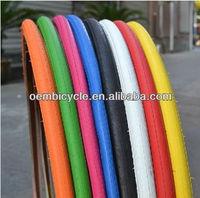 Hot sale famous brand 700C Colored Bike Tire