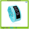 Unisex fashion silicone watch band strap,led watch silicone