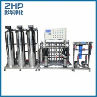 ZHP 3000LPH rainbow water filter