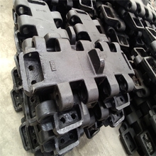 HITACHI KH150 track pad of crawler crane undercarriage parts