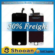 wholesale foxconn mobile phone lcd for iphone 6 replacement assembly,for iphone6 lcd digital display