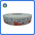 Personalizada pedazo fábrica private printing auto adhesivo resistente al agua e-líquido etiquetas