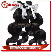 beamyshair natural color queen like brazilian hair wholesale ,full intact cutilcle and well construct brazilian virgin hair