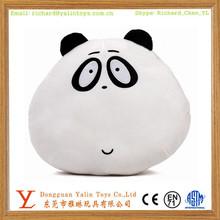 Plush baby panda stuffed pillow plush cushion
